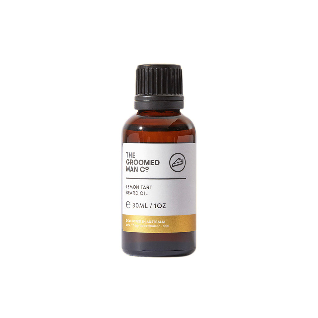 Lemon Tart Beard Oil