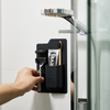 The Harvey Toothbrush & Razor Holder in Shower