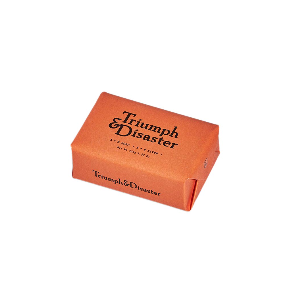 Triumph & Disaster A + R Soap