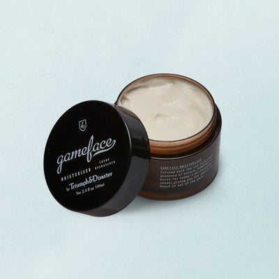 Gameface Moisturiser 100ml