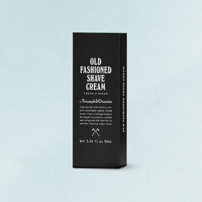Old Fashioned Shave Cream 90ml