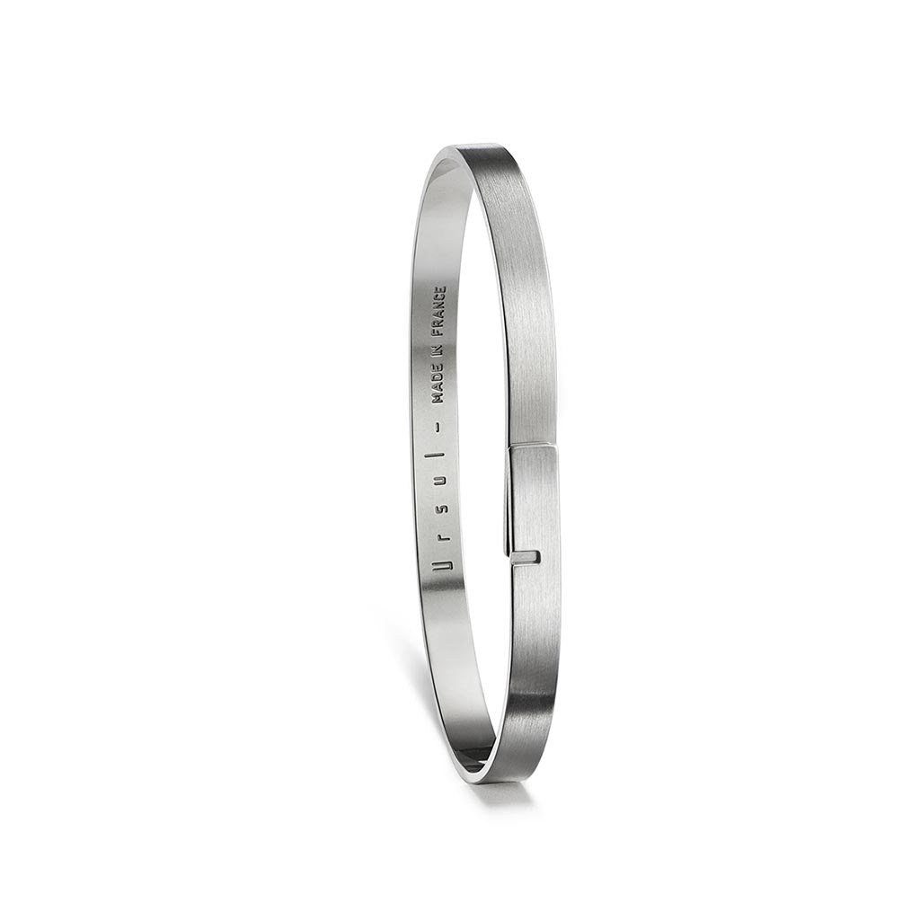Ursul Saturne 5 Silver Bangle