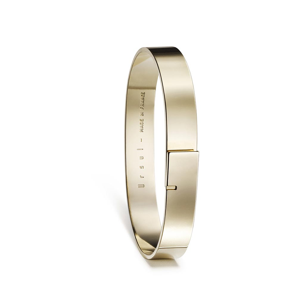 Saturne 9 Women's Gold Bangle