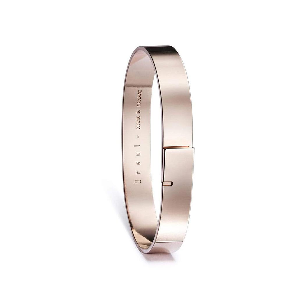Saturne 9 Women's Rose Gold Bangle