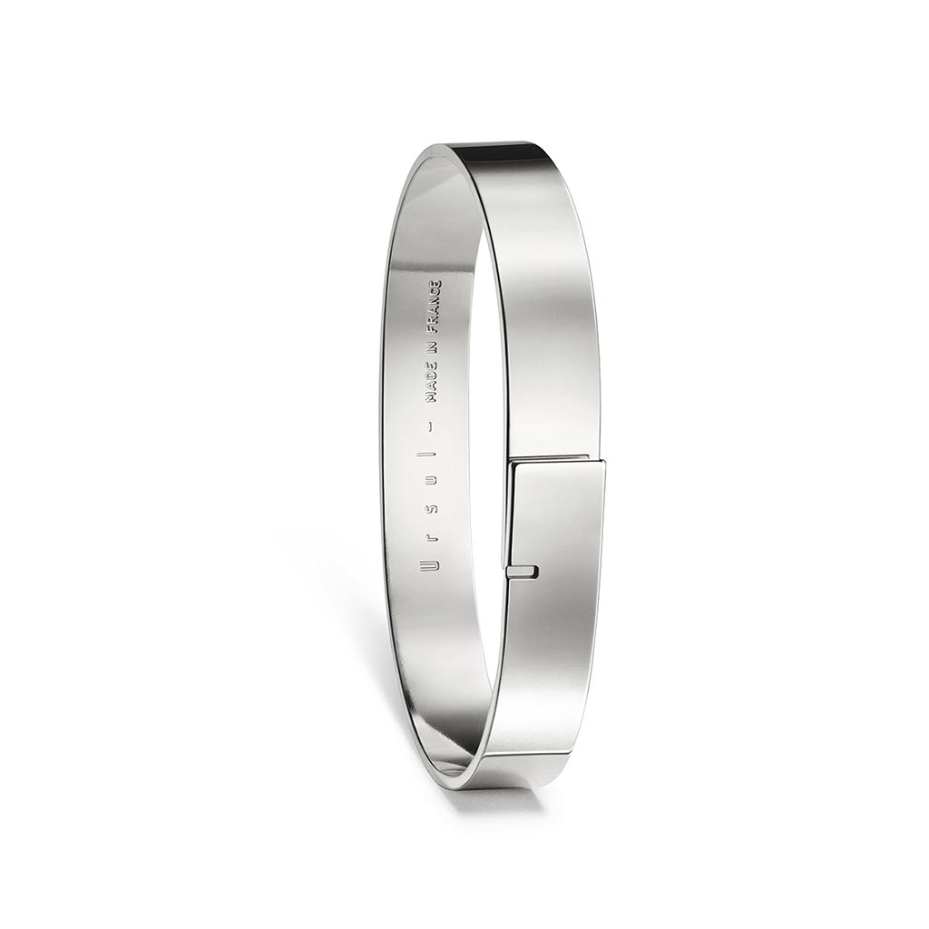 Saturne 9 Women's Silver Bangle