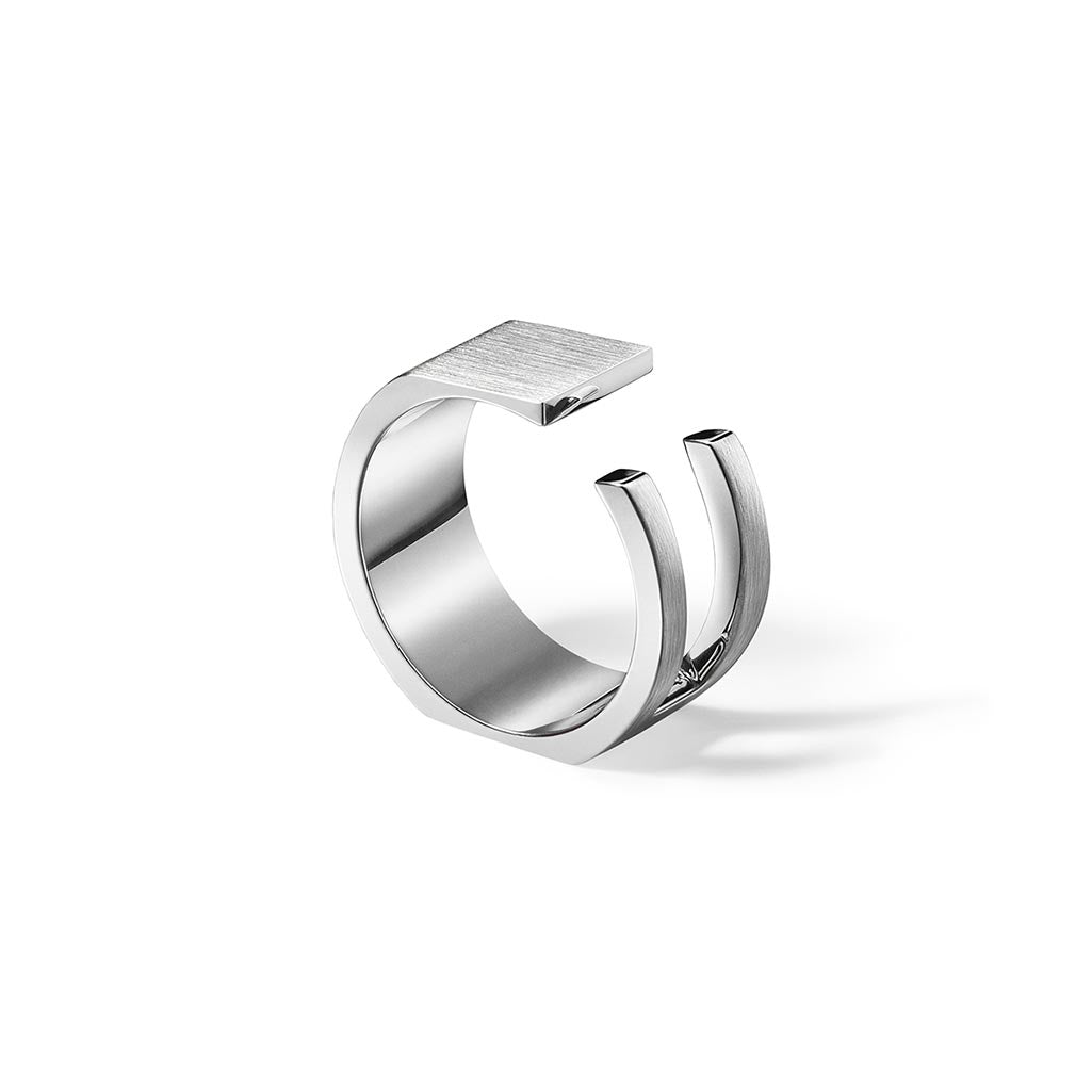 U-Must - Silver Signet Ring