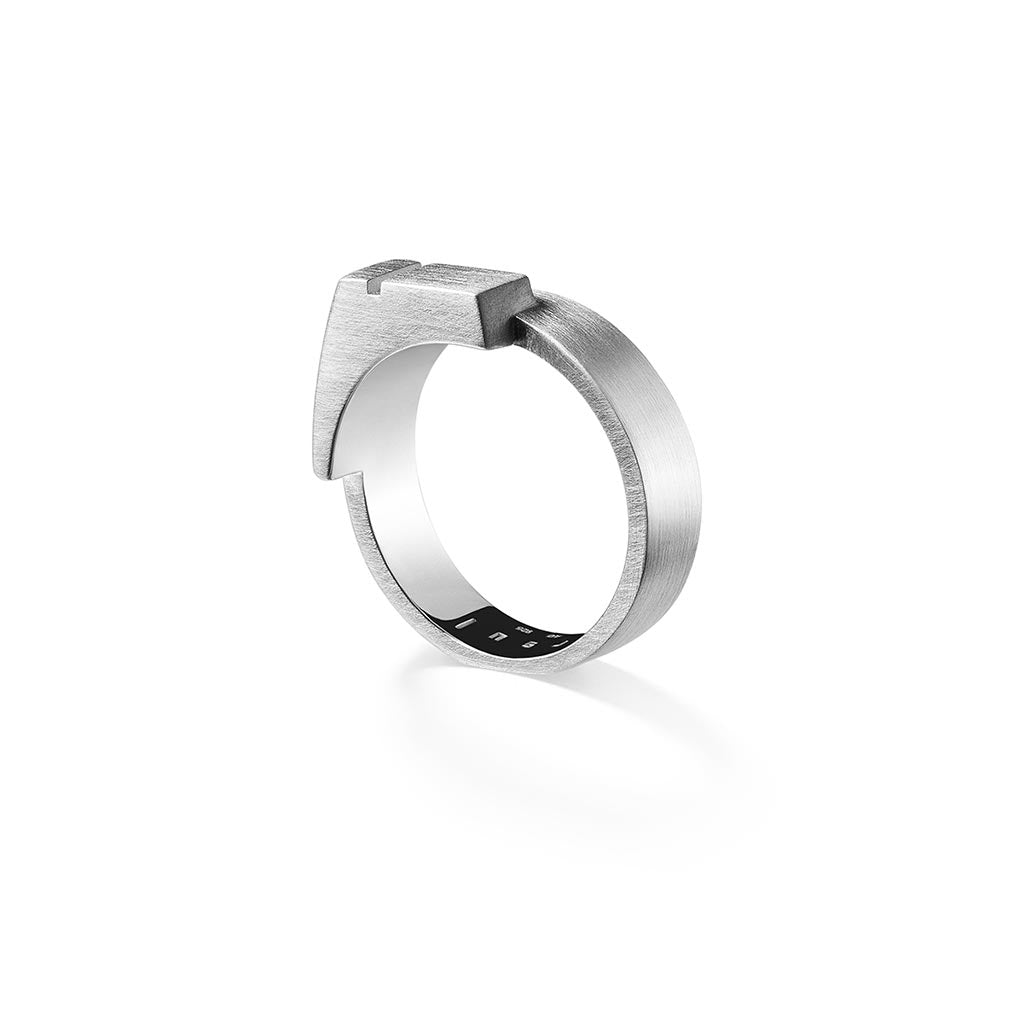 Unity - Silver Signet Ring