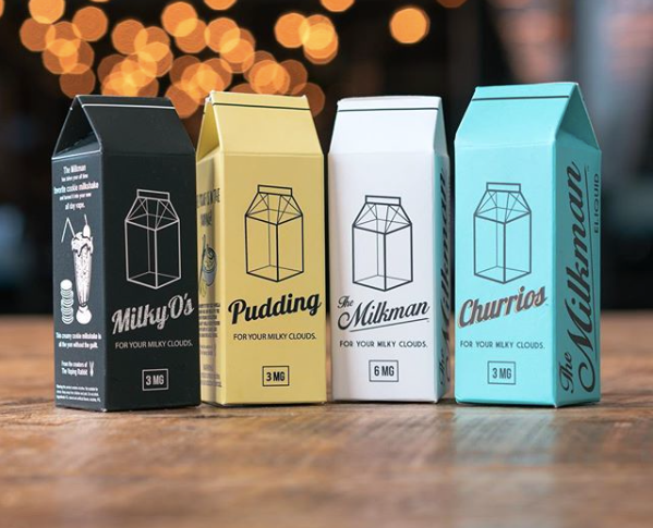 The Milkman E-liquid $15.90