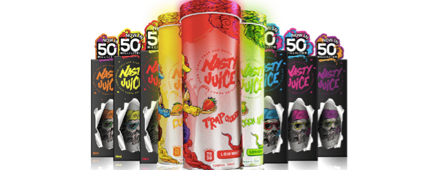 NASTY JUICE E-LIQUID $19.90