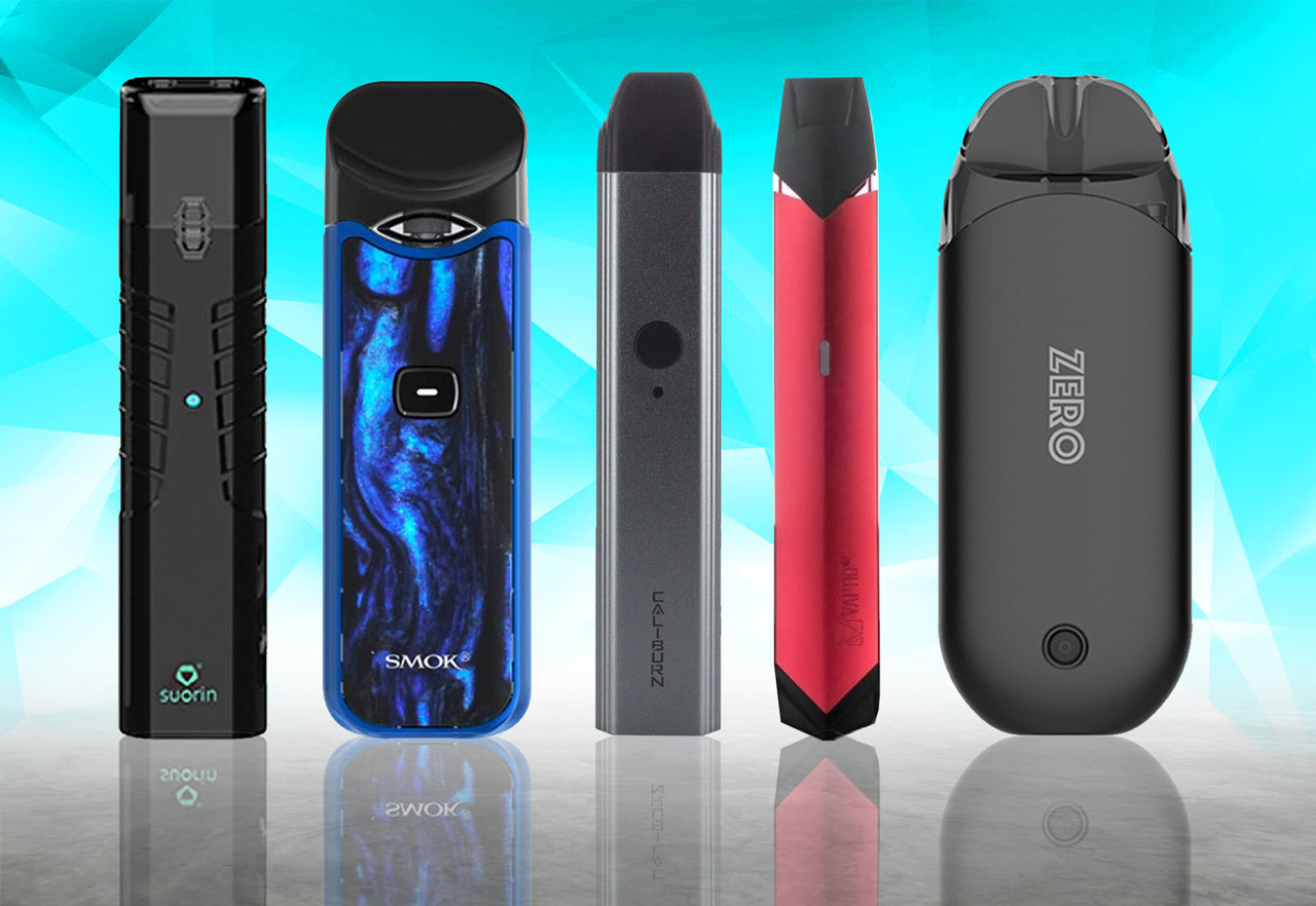 PODS STARTING AT $17.99