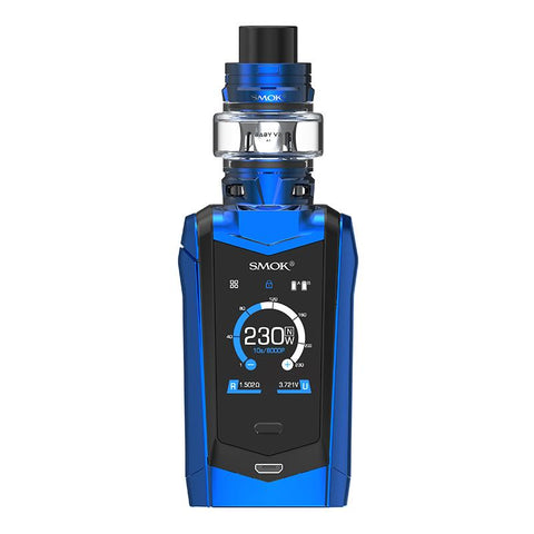 SMOKTech SPECIES 230w TOUCH SCREEN MOD WITH TFV8 BABY V2 TANK STARTER KIT + 1 FREE E-LIQUID OF YOUR CHOICE!