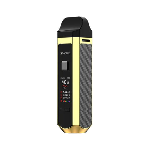 SMOK RPM40 1500mAh Pod System Starter Kit With 4.5ML and 4.3ML Refillable Pods