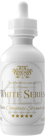 Strawberry White Chocolate by KILO - White Series - 60mL
