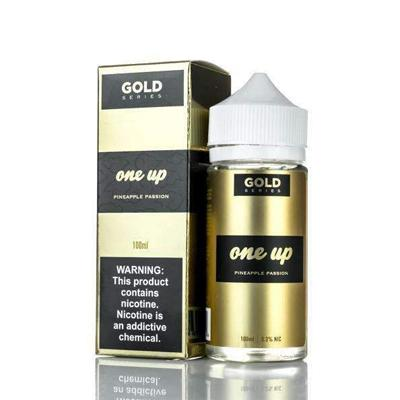 One Up Vapor Gold Series - Pineapple Passion - 100ml