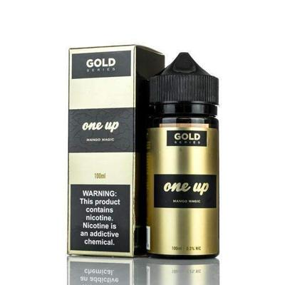 One Up Vapor Gold Series - Mango Magic - 100ml