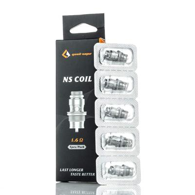GeekVape NS Replacement Coils For Nic Salts - Pack of 5