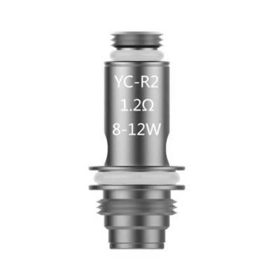 VooPoo YC Replacement Coils - Pack of 5