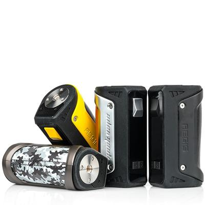 GeekVape Aegis 100W TC Box Mod With 4200mAh 26650 Battery