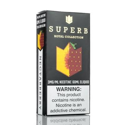 Superb Royal Collection E liqiud - Nectarberry 60ml