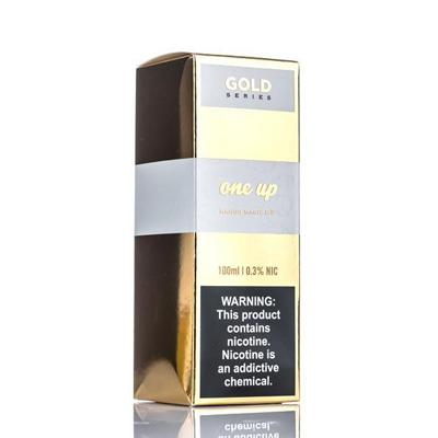 One Up Vapor Gold Series - Mango Magic Ice - 100ml