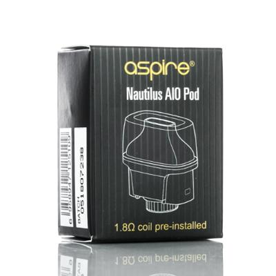 Aspire Nautilus AIO 4.5ML Refillable Replacement Pod
