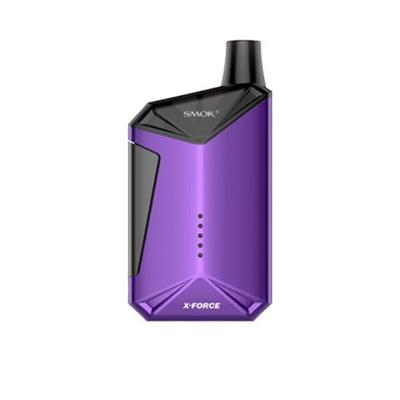 Smok X-Force 45W 2000mAh AIO Starter Kit With 7ML Refillable X-Force Cartridge Tank
