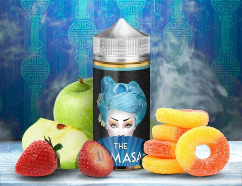 ASAP Mamasan E-Liquid