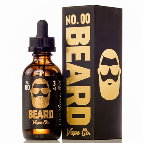 NO. 00 by Beard Vape Co E-liquid