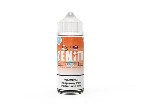 Lyra On Ice By ZENITH E-LIQUID E-Liquid 120ml