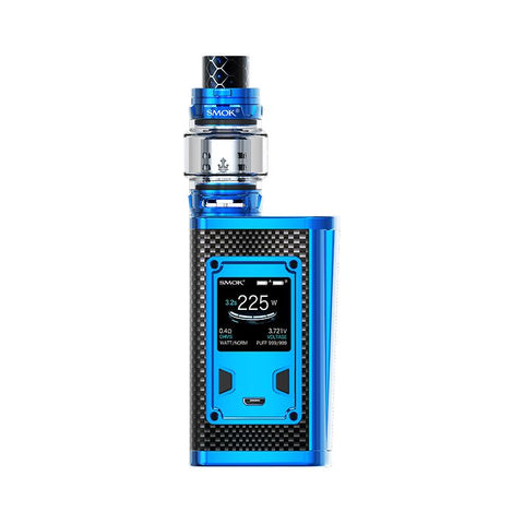 SMOK MAJESTY 225W TC BOX MOD LUXE EDITION AND TFV12 PRINCE FULL KIT