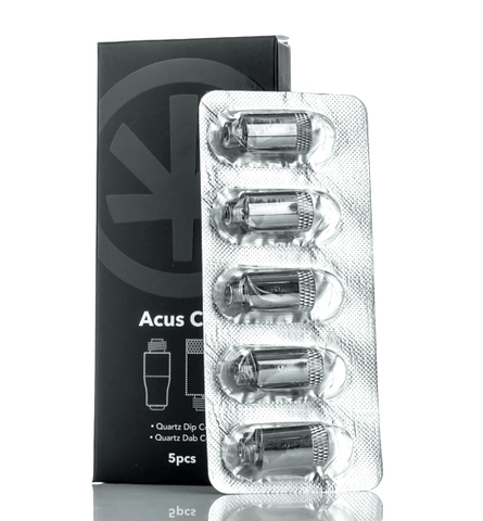 Dazzvape Acus Replacement Coils - Pack Of 5