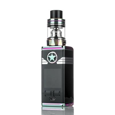 Vaptio Capt'n 220W TC Starter Kit With 4ML Capt'n Tank + 1 FREE E-LIQUID OF YOUR CHOICE!