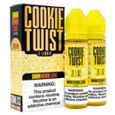 Cookie Twist E-Liquid - Banana Oatmeal Cookie 120ml (2x60ml)