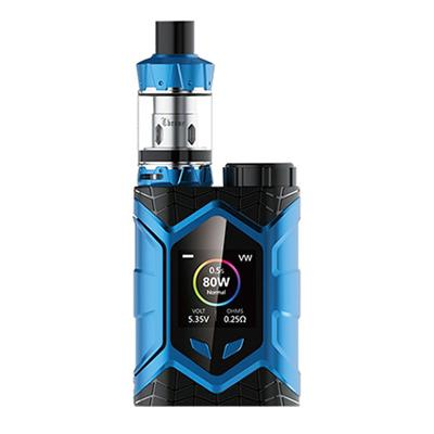 Vaptio Wall Crawler 80W TC Starter Kit With 2ML Throne Tank