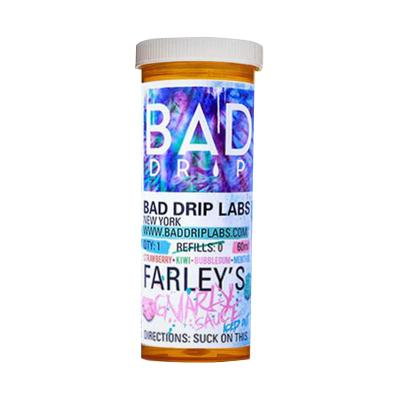 Bad Drip E-Liquids Farley's Gnarly Sauce Iced Out 60ml