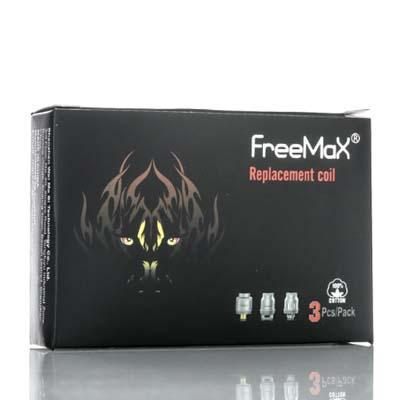 FreeMax Replacement Coils - Pack Of 3