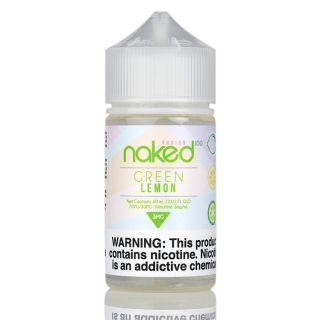 Lemon / Sour Sweet / Fusion Green  by Naked 100 E-liquid