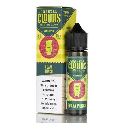 Guava Punch - Coastal Clouds Co. - 60mL