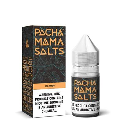 Pachamama Icy Salts Mango By Charlie's Chalk Dust 30ML