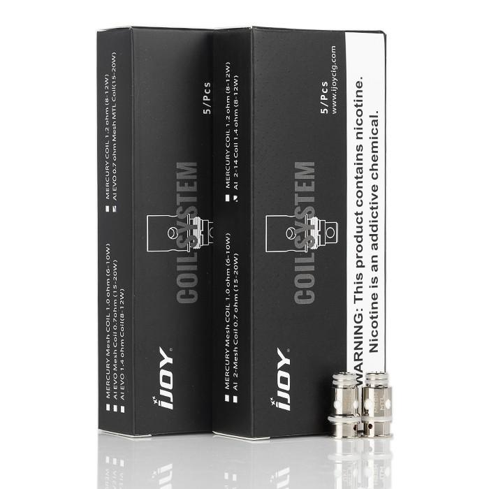 iJoy AI EVO Replacement Coils - Pack of 5