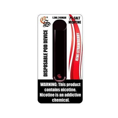 Eonsmoke Disposable 240mAh 1.3ML Salt Nicotine Pod Device - Kiwi Strawberry