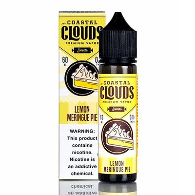Lemon Meringue Pie - Coastal Clouds Co. - 60mL
