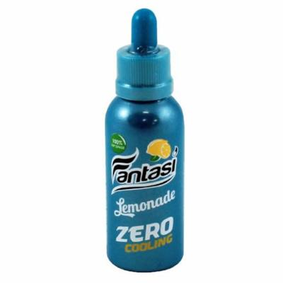 Fantasi Lemonade Zero Cooling by Zenith E-Liquid 65ml