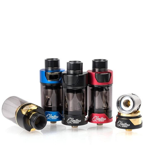 Limitless Mod Co. Verso Sub-Ohm Tank
