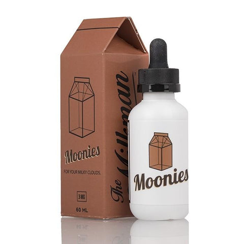 Moonies by The Milkman E-liquid