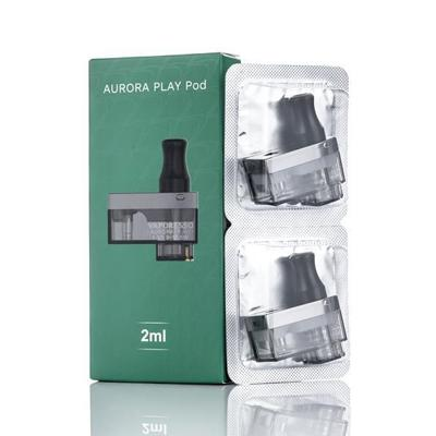 Vaporesso Aurora Play 2ML Refillable Replacement Pod - Pack Of 2
