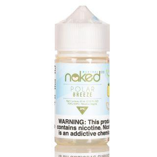 MELON / FROST BITE / POLAR BREEZE by Naked 100 E-liquid