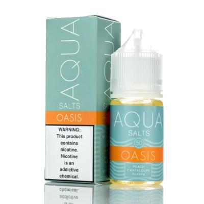 Aqua Salts Nicotine Salt E-Liquid Oasis 30ML