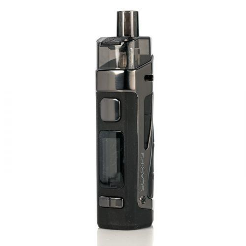 SMOK SCAR-P3 80W 2200MAH POD SYSTEM STARTER KIT WITH 2 X 5.5ML REFILLABLE POD