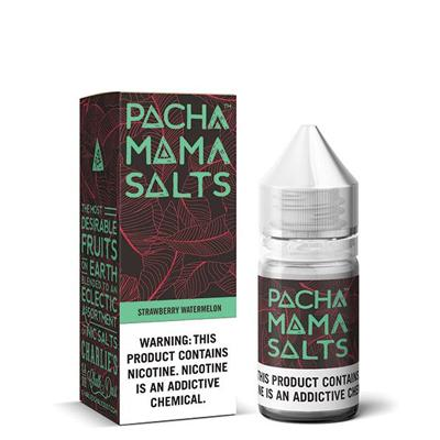 Pachamama Strawberry Watermelon Salts By Charlie's Chalk Dust 30ML